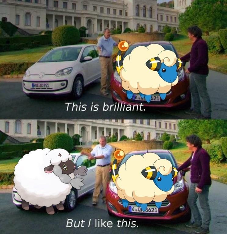 Funny Wooloo meme - car sales
