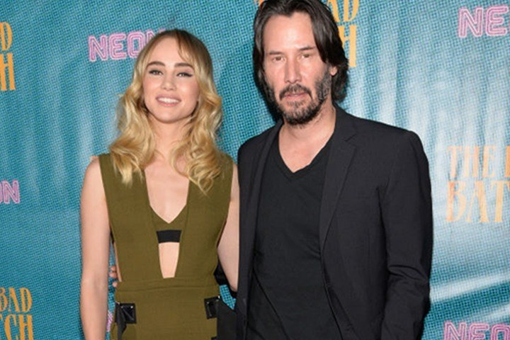 keanu hover hands - Facial hair - NE NED ON BAD CH NGn asse