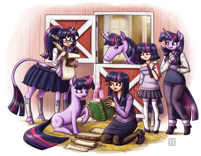 humanized anthro-adjacent bioform twilight sparkle anthropomorphic king kakapo - 9318150144