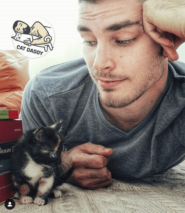 Cat - CAT DADDY LISC INTAGE DemonT la