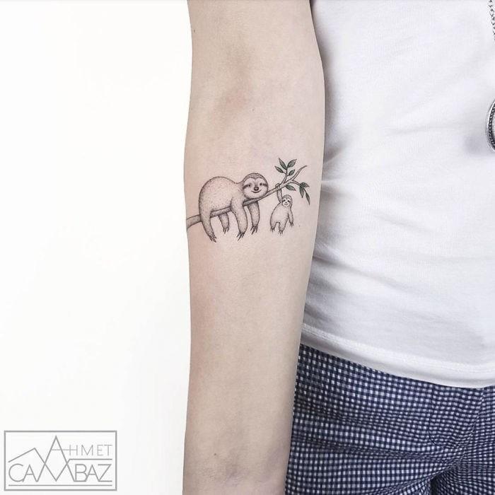 Temporary tattoo - HMET BAZ