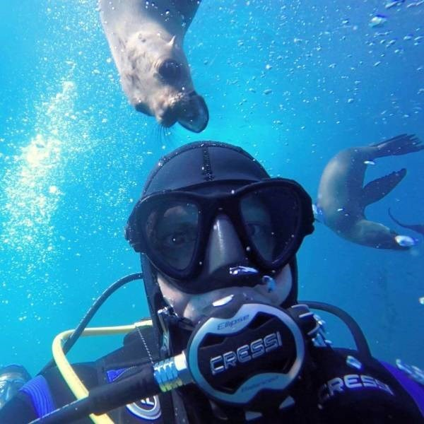 mildly interesting - Scuba diving - EBpse ERESSI RES