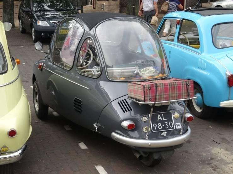 mildly interesting - Land vehicle - PWVERINHRL AL 198-30