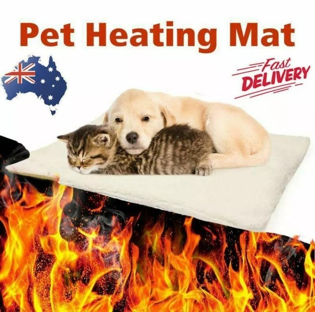 design fails - Canidae - Pet Heating Mat Fast DELIVERY