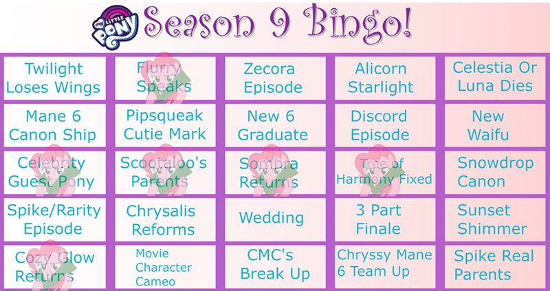 the last crusafe season 9 bingo - 9319456256