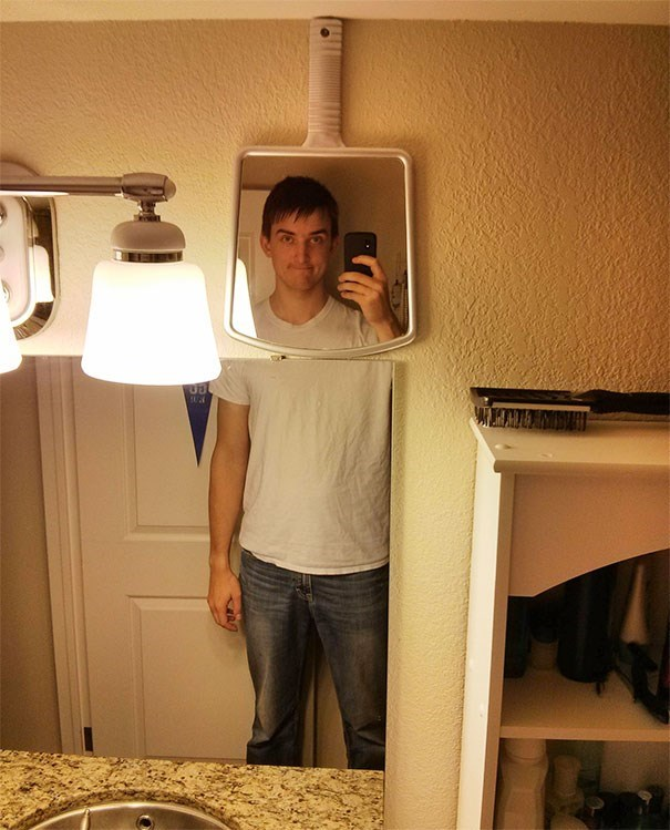 tall people problems - Shoulder