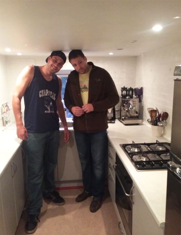 tall people problems - Countertop - CHAPTAL