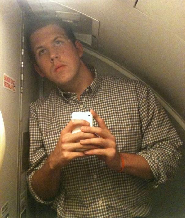 tall people problems - Selfie - IROT