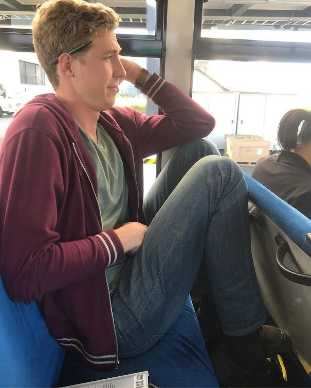 tall people problems - Passenger