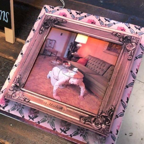 thrift shop - Pink - 9Motber