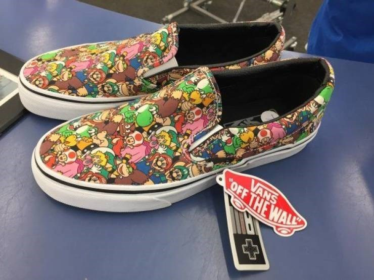 thrift shop - Footwear - VANS OFF THE WALL