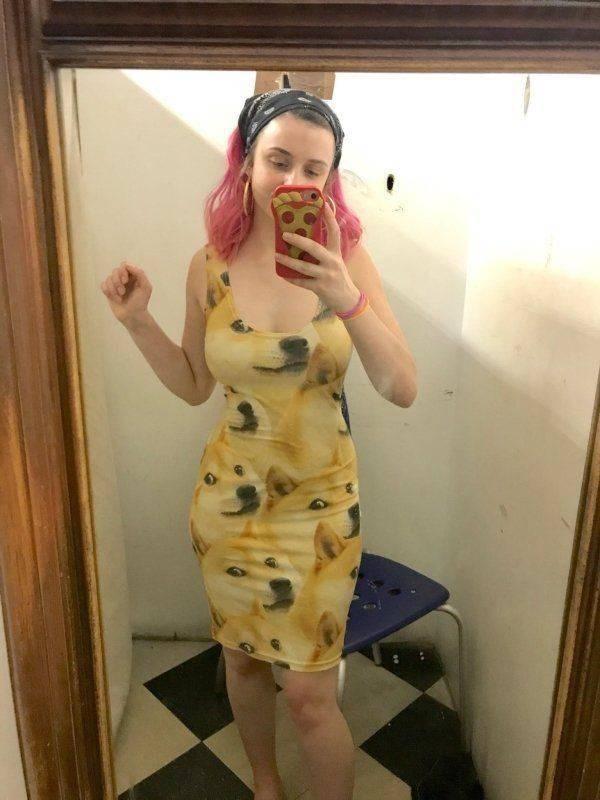 thrift shop - Yellow