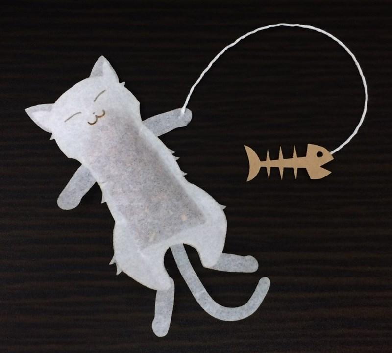 animal tea - Cat