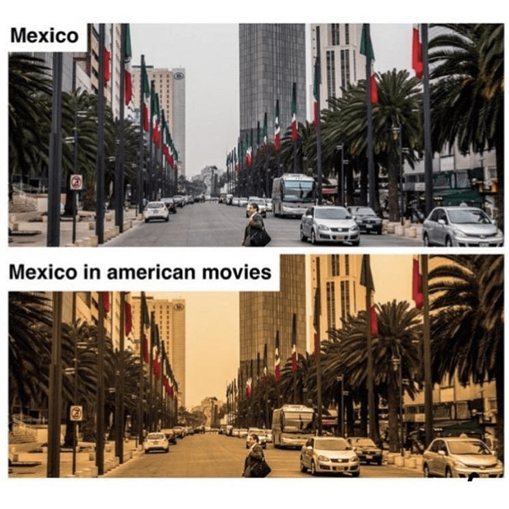 2019 meme - Architecture - Mexico Mexico in american movies