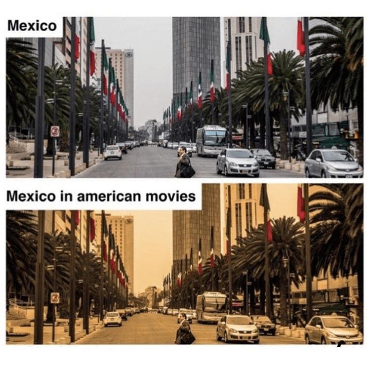 2019 meme - Architecture - Mexico Mexico in american movies
