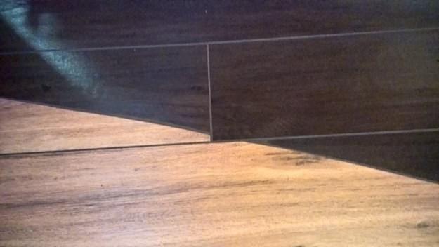 uncomfortable images - Laminate flooring