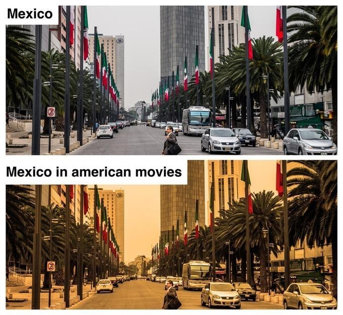 Meme - Tree - Mexico Mexico in american movies