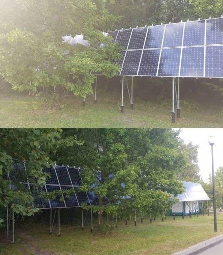 fail - Solar panel