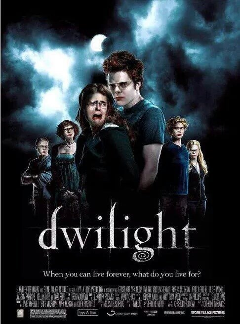 Meme - Movie - dwilight can live forever, what do you live for? When you tvpu A ilns STOWE ILLAGE PCTUBES GROSVENOR Pa