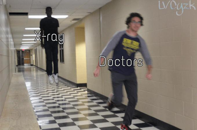 x-ray meme - Clothing - LVCyzk Doctors