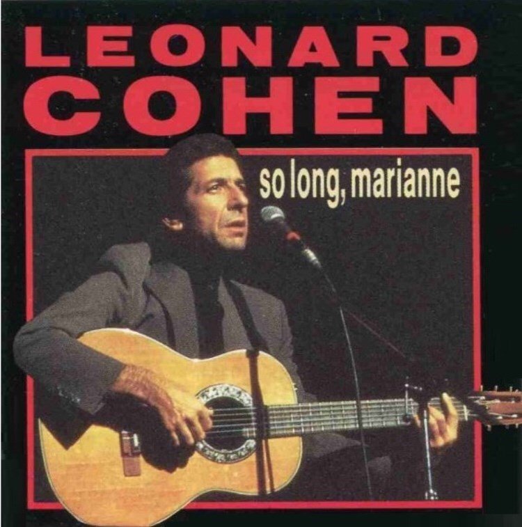Tweet - Guitar - LEONARD COHEN so long,marianne