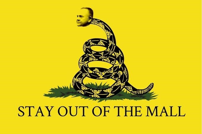 roy moore meme - Yellow - STAY OUT OF THE MALL