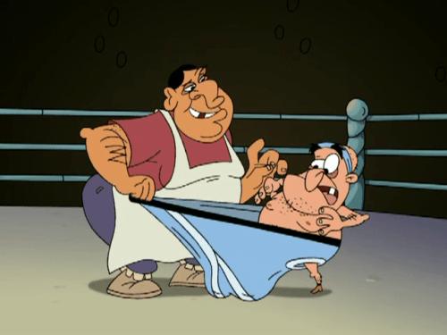 out of context cartoon - Cartoon