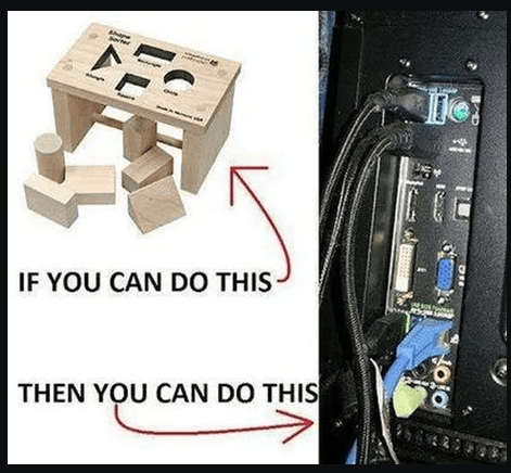 funny pic - Electronics - IF YOU CAN DO THIS THEN YOU CAN DO THIS
