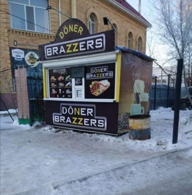 slav weirdness - Building - ONER BRAZZERS DONER BRAZZERS DONER BRAZZERS
