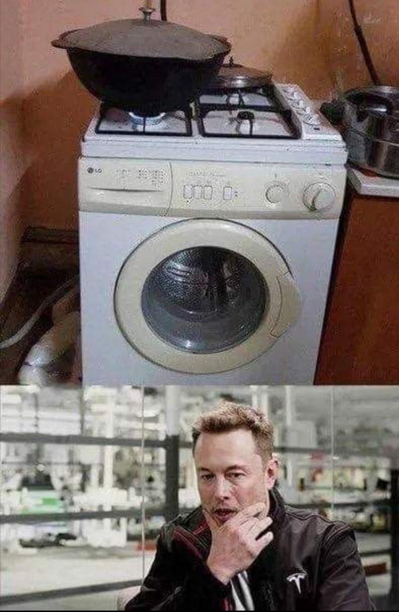 slav weirdness - Major appliance - LO