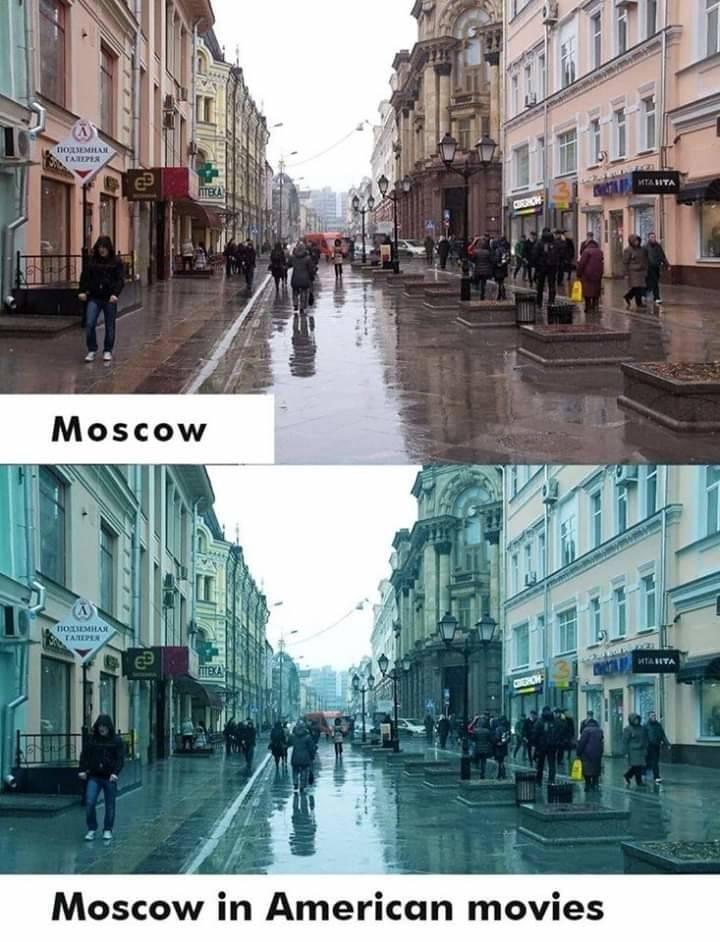 Meme - Town - noaEMILA TAEPER eP TA MTAHTA CCH Moscow D0MIHA TAEPE HTANTA ITEXA Moscow in American movies