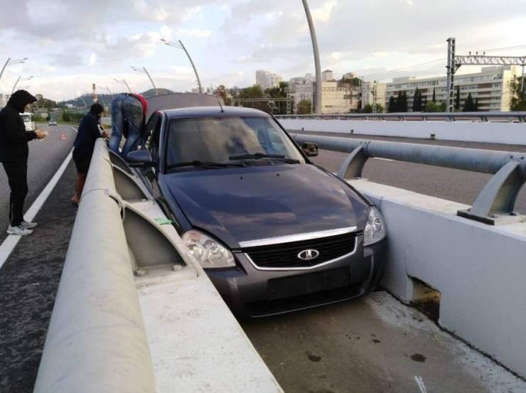 struggling - Land vehicle