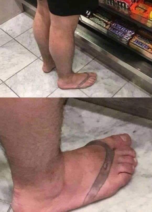 cursed tattoo - Leg - SKIGES WICKE