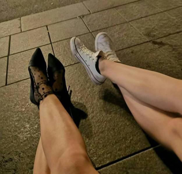 funny pic - Leg