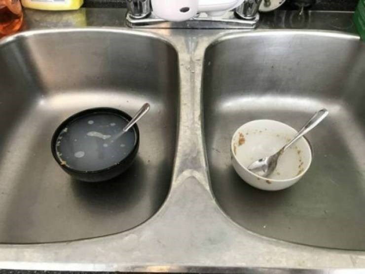 funny pic - Sink
