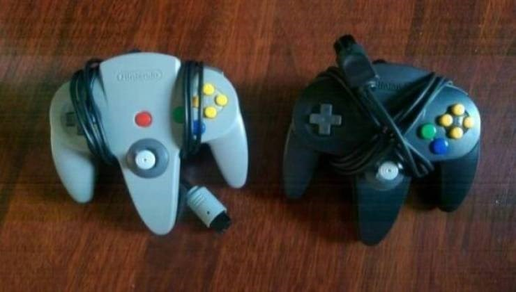funny pic - Game controller - A