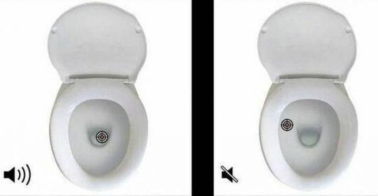 funny pic - Toilet seat
