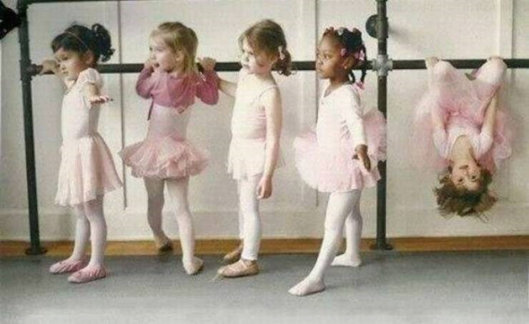 funny pic - Ballet - LE