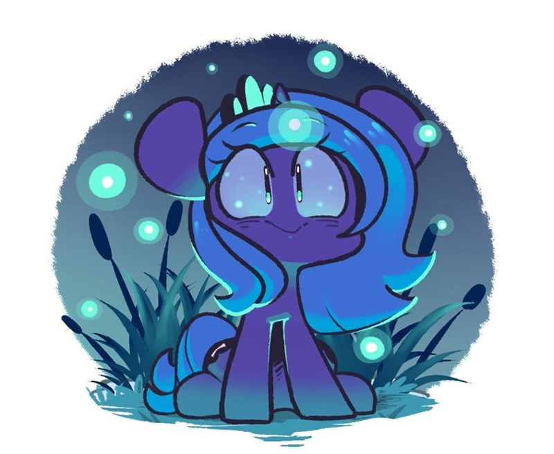 sourspot owl city fireflies princess luna - 9324376320