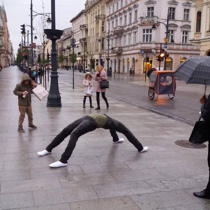 misplaced mannequin - Street