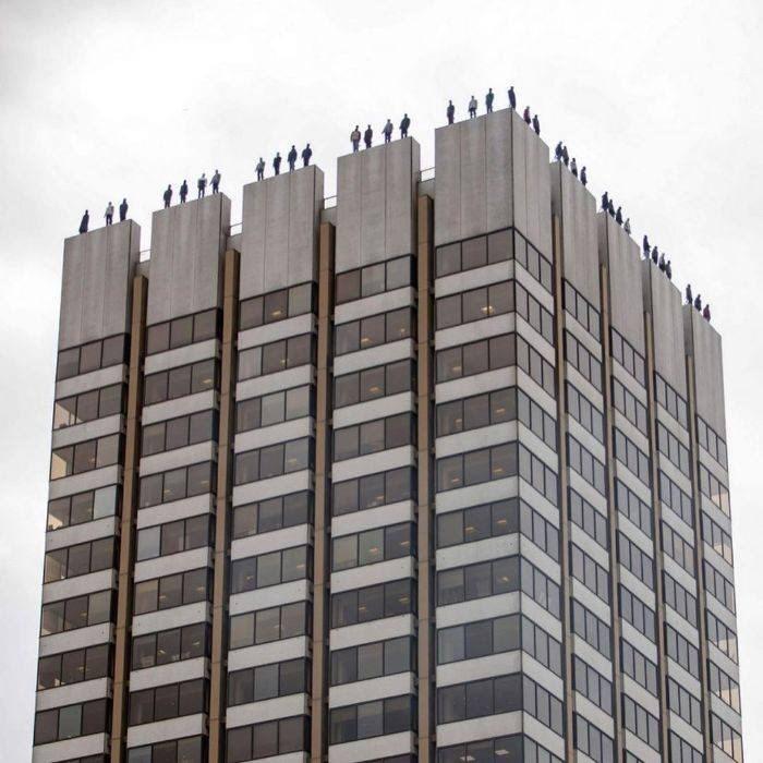 misplaced mannequin - Tower block - EEEEEEE EEEEEEEE EEEEEE EEEEEEEE EEEEEEE