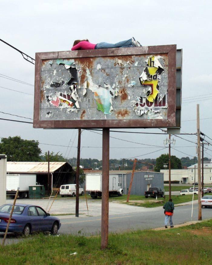 misplaced mannequin - Billboard - h d