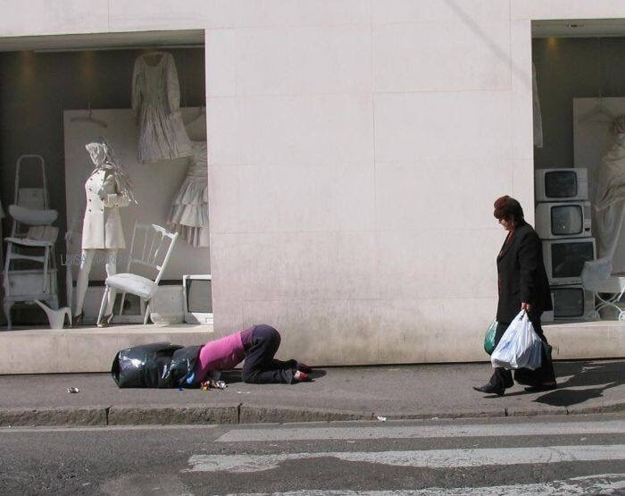 misplaced mannequin - People