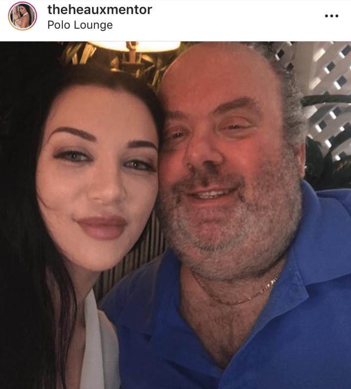 Amanda DRogo and her Sugar Daddy Brad
