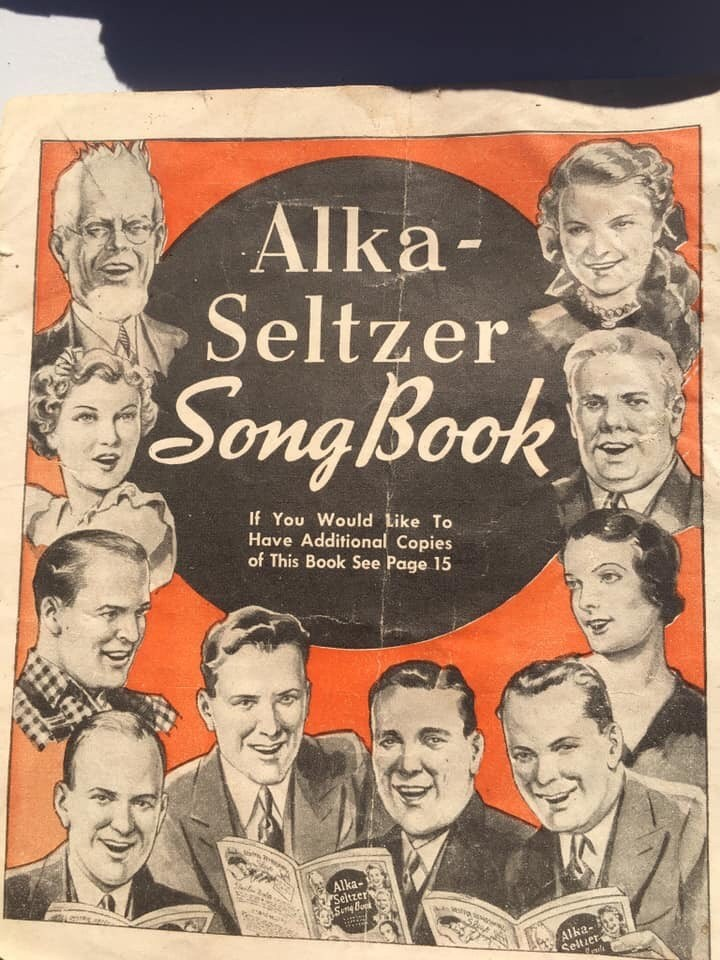 book - Text - Alka Seltzer Son If You Would Like To Have Additional Copies of This Book See Page 15 yoo Alka- rSeltzer Sune Bok Alka- Seltzer