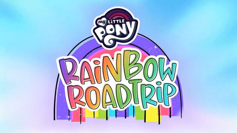 new episode rainbow roadtrip - 9325565440
