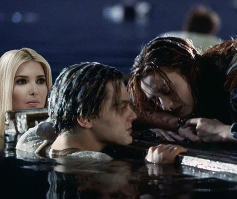 Photoshop - Titanic