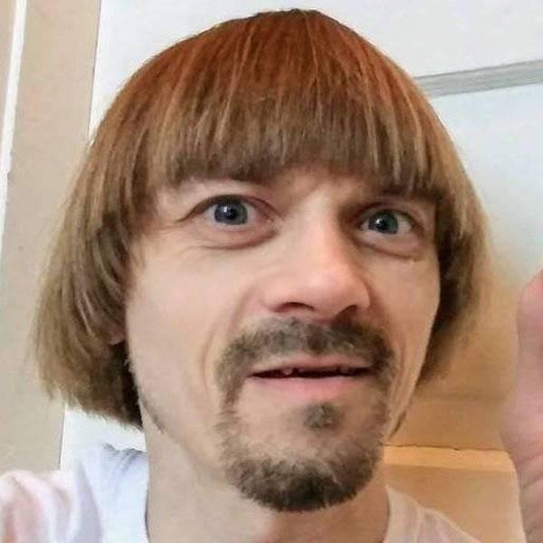 Face and bowl haircut