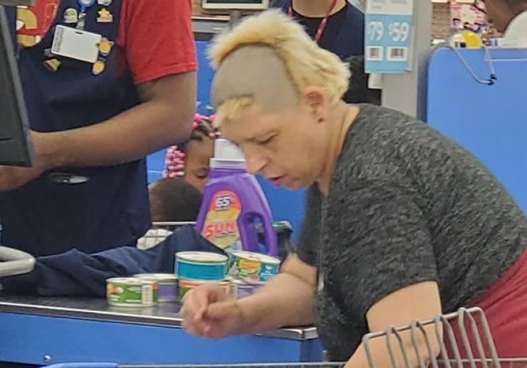 disaster haircut mullet crew cut buzz