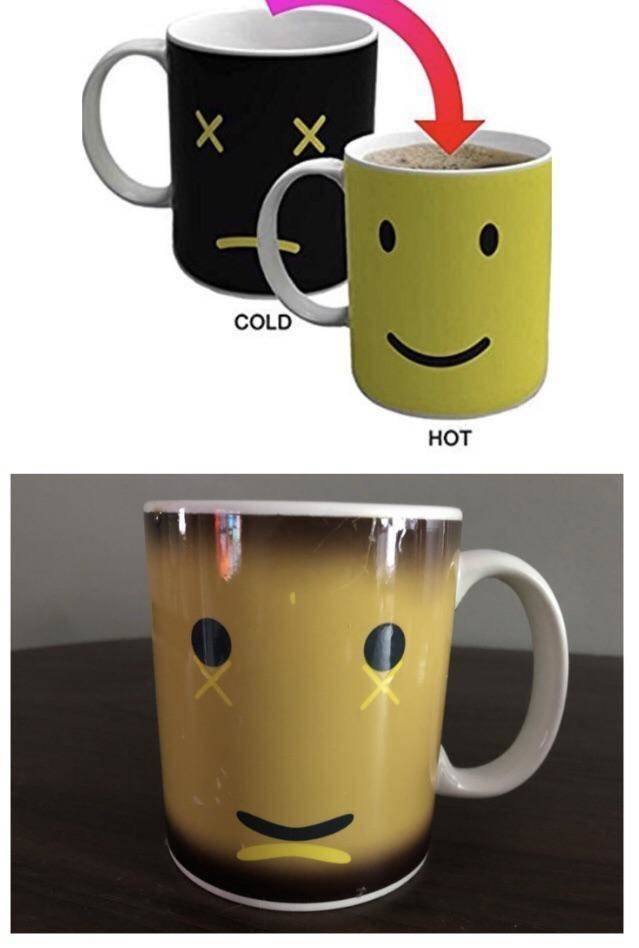 Funny picture - Cup - X X COLD нот